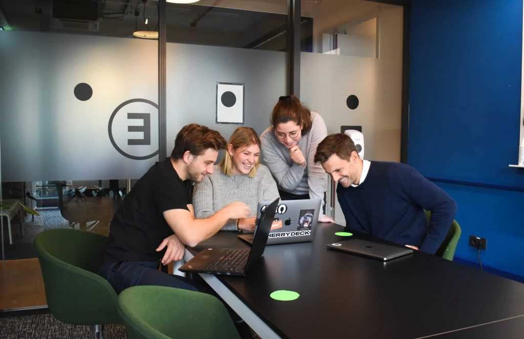 Blank Canvas Web Team